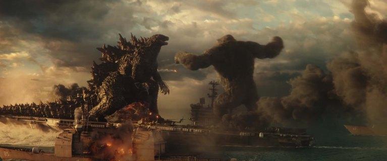 Godzilla vs Kong film review post image Controller Companies