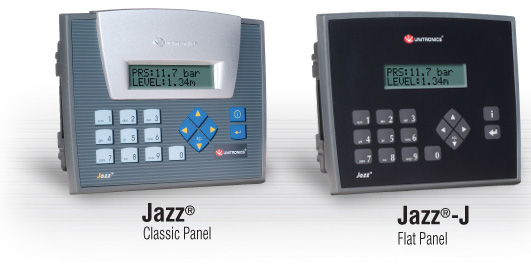 Jazz2® Series Micro-PLC/HMI