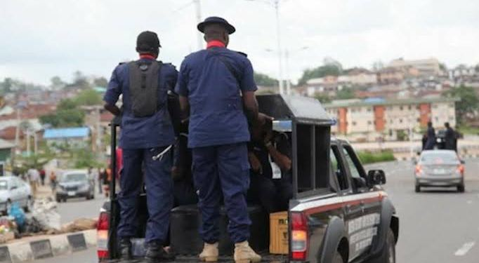NSCDC Officials Arrest 35-year-old Man For Allegedly Raping 5-year-old Girl In Kebbi – Control TV