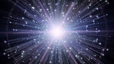 Imagen del Big Bang