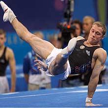 ejecucion ejercicio gimnasia