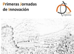 Primeras Jornadas OPTIMALAB