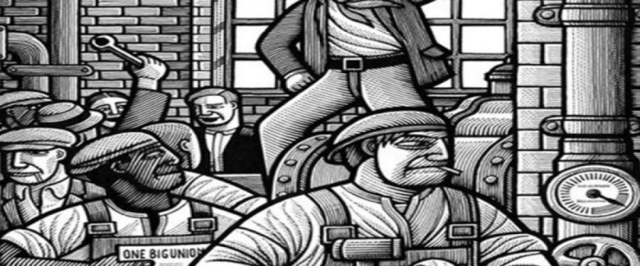 A Justiça Do Capital Nunca Tarda Nem Falha: Sempre Ferra O Trabalhador
