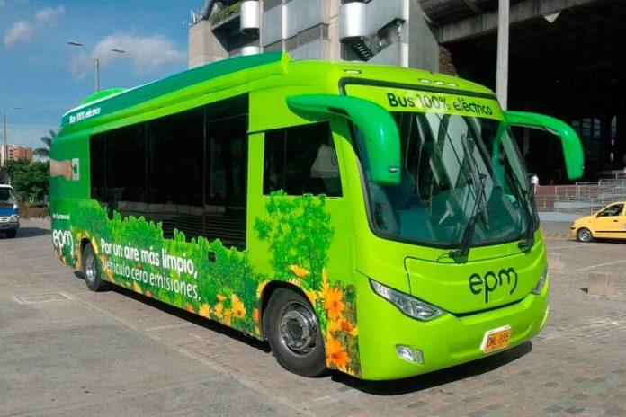 byd abastecerá a la mayor flota de autobuses 100% eléctricos de colombia