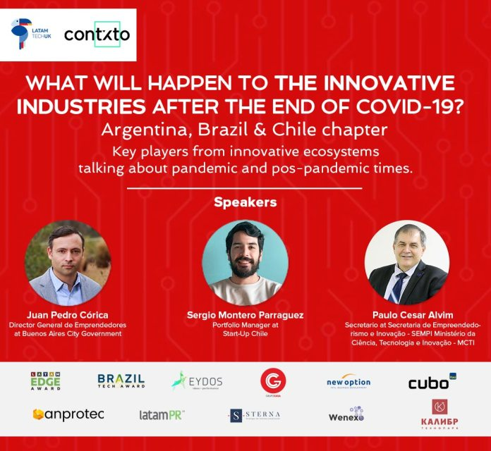 contxto & latamtech hosting high-level panels on covid-19's effects on latam