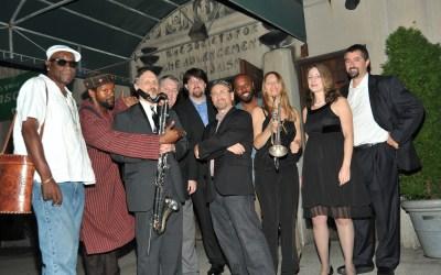 Hazzanut and Jazz with the Afro-Semitic Experience