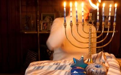 I'm dreaming of a white… Hanukkah?