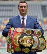 Vladimir Klitscko. Campeón de boxeo