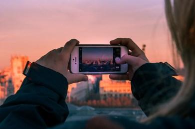 Fotografía de ciudad