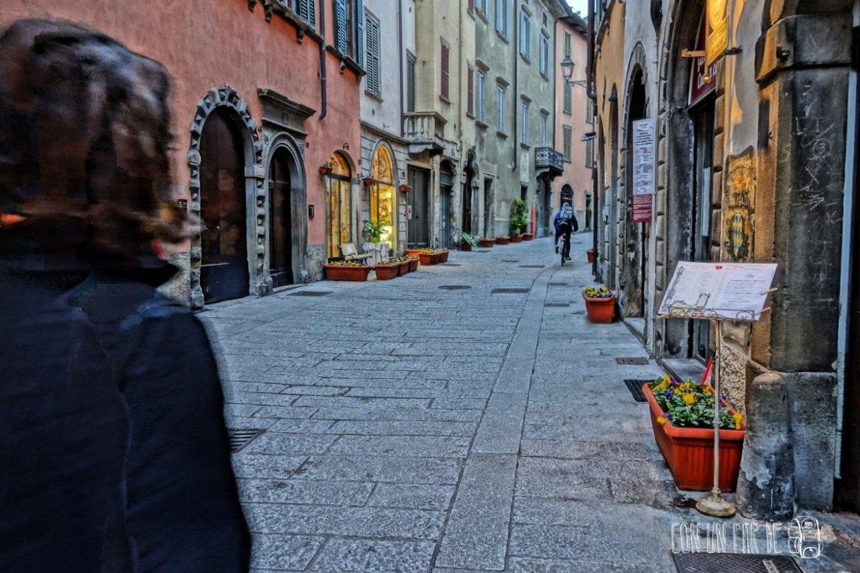 Callejuelas en Bergamo