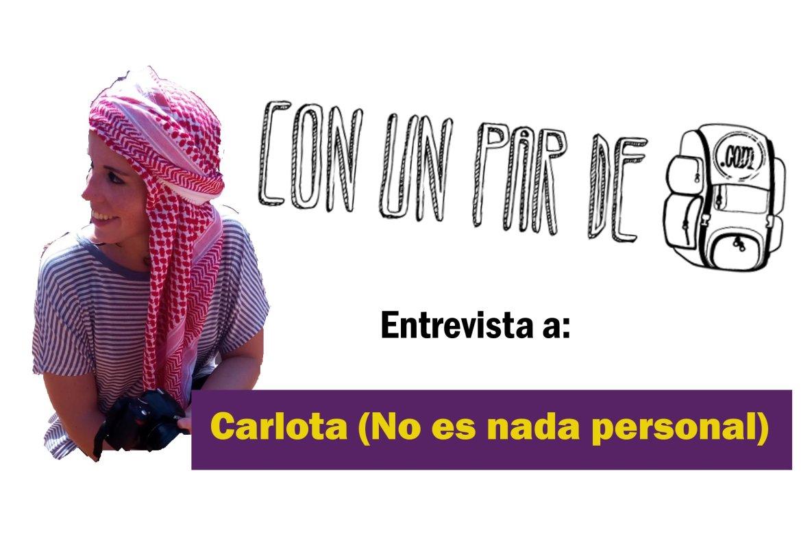 Entrevista Carlota