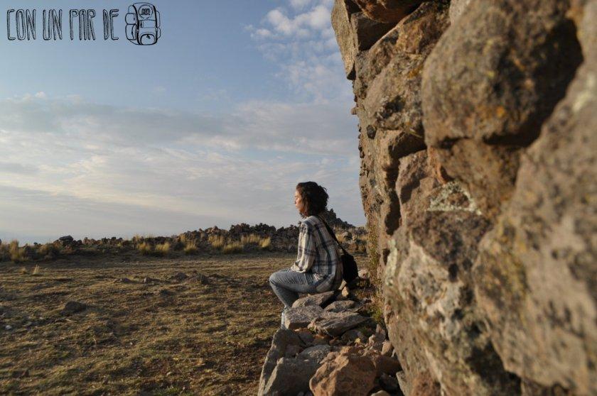 Paz y tranquilidad en Amantani