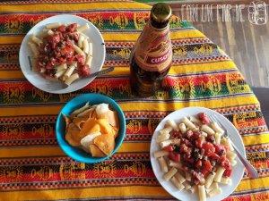 Almuerzo completo Cusco