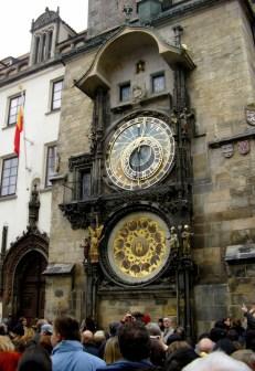 PRAGA - orologio astronomicoviaggiareliberi