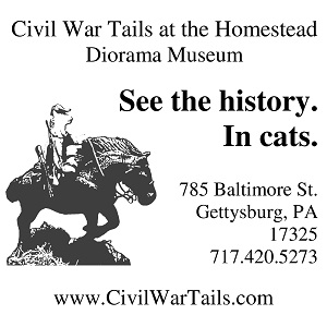 Civil War Tails at the Homestead Diorama Museum