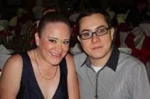 Lic. Claudia Peredo y Lic. Francisco Valdes