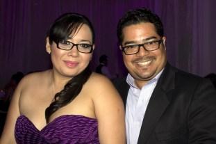 Victor Vidal y Susana Paz