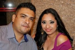 Omar Lopez y Yaritza Garcia
