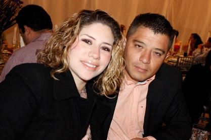 Mariana Pereyra y Martin Mejia