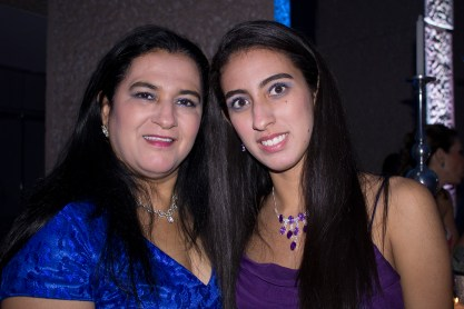 Clarise Bridat y Clarise Hernandez