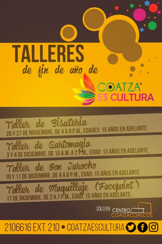 cartel-talleres-fin-de-ano-coatza-es-cultura-2016
