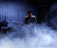 """CIUDAD DE MÉXICO, 03NOVIEMBRE2016.- Ayer, se presentó la función de prensa e invitados de la obra de teatro """"El Fantasma en el Espejo"""" de la escritora británica Susan Hill, en la cual actúan Juan Diego Covarrubias, Pablo Valentín y Sergio Zaldívar. La puesta en escena se presenta en el teatro Ignacio López Tarso del Centro Cultural San Ángel.FOTO: ANTONIO CRUZ /CUARTOSCURO.COM"""