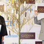 ローソン/ゴディバの新催事スイーツ、第1弾「七夕」販売目標20万個