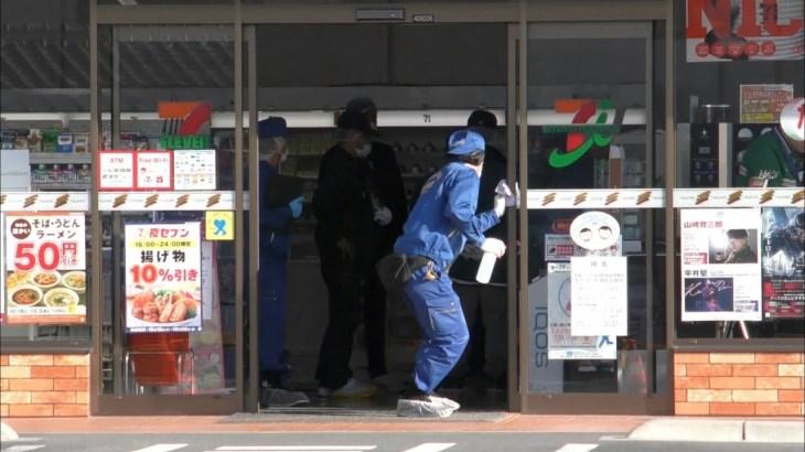 コンビ二強盗未遂事件 逃走の52歳男を逮捕「生活費がほしかった」岡山市