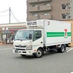 大手コンビニ3社/配送車両の駐車場の共同利用開始