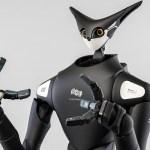 ついにファミリーマートが遠隔操作ロボットの試験運用を店舗で開始!Telexistenceの「Model-T」使用 | ロボスタ – ロボット情報WEBマガジン