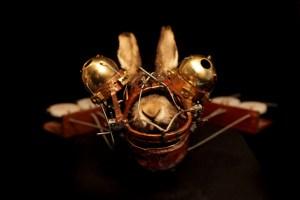 animatronic stuffed hare zwanikken