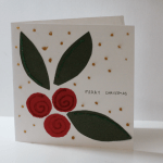 3 Weekends till Xmas: DIY Gift Wrap & Cards
