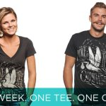 One week. One tee. One cause.