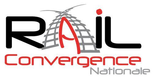 logo rail convergence - Nouveau