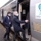 Ferroviaire - Le train direct trace une ligne historique entre Chartres et Tours