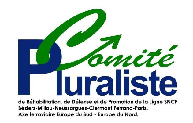 Message de la CNR à l'Assemblée Générale du Comité Pluraliste pour la ligne Béziers-Clermont-Paris
