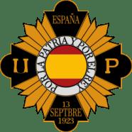 A Unión Patriótica pin