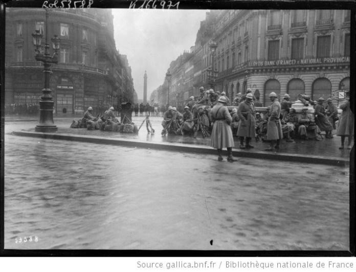 IC primero de mayo 1919 paris