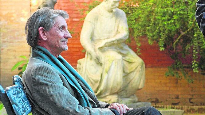 Basilio M. Patino en Granada en 2006_
