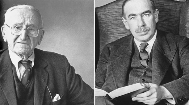 freeden Hayek y Keynes