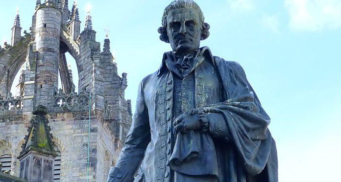 Pontón adam-smith-s-monument