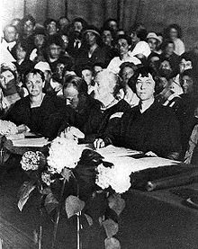 3er congreso Zetkin_Kollontaj_Comintern