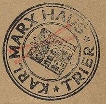 Karl_Marx_Haus_Trier_Stempel_DE-24_Marx.oct.k.40