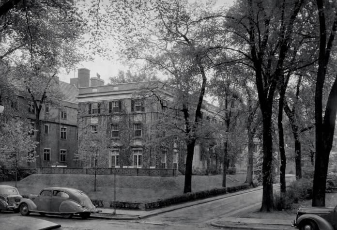 Old Library School de la UW en Madison