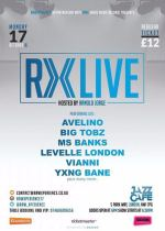 RawXperience + More Music Records Presents 'RXLive' – Monday, October 17 | Events