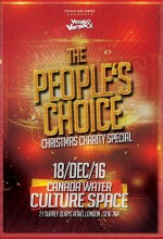 Vocals And Verses Present 'The Peoples Choice' 2016 (Christmas Charity Special) – Sunday, December 18 | Events