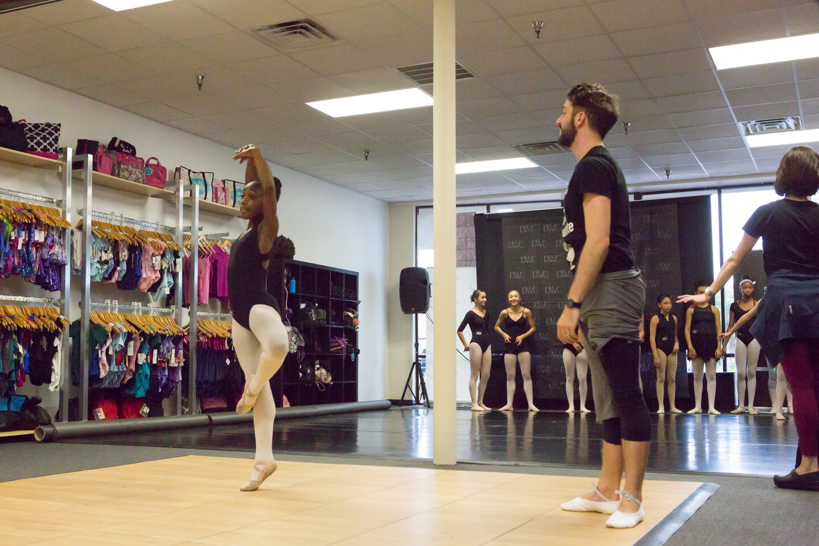 conversations on dance, rebecca king ferraro, michael sean breeden, miami city ballet, vail dance festival, master class, ballet class, ballet teacher, ballet podcast, dance podcast, ballet dancer,