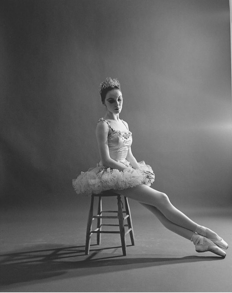 (29) Patricia McBride, Beloved Balanchine Ballerina