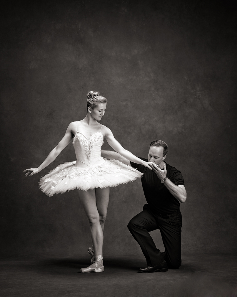 (36) Peter Boal, Artistic Director of Pacific Northwest Ballet
