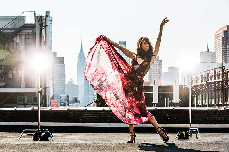 (52) Georgina Pazcoguin, Soloist with New York City Ballet & Broadway Dancer
